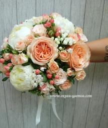 Свадебные букеты невесты