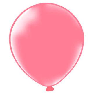 Гелиевый шарик (розовый)
