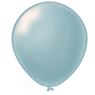 Гелиевый шарик (голубой)